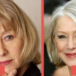 Helen Mirren before and after plastic surgery 05