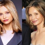 Calista Flockhart before and after plastic surgery (20)