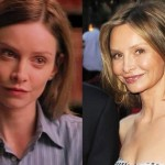 Calista Flockhart before and after plastic surgery (27)