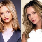 Calista Flockhart before and after plastic surgery (7)