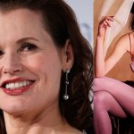 Geena Davis before and after plastic surgery (2)