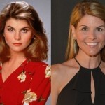 Lori Loughlin before and after plastic surgery (17)