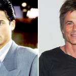 Rob Lowe before and after plastic surgery (23)