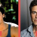 Rob Lowe before and after plastic surgery (28)