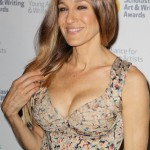 Sarah Jessica Parker after breast augmentation 2