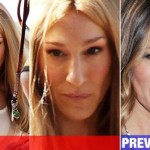 Sarah Jessica Parker before and after plastic surgery (1)