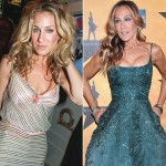 Sarah Jessica Parker before and after plastic surgery (2)