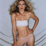 Sarah Jessica Parker before breast augmentation (32)