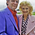 Donald and Ivana Trump before plastic surgery (10)