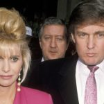 Donald and Ivana Trump before plastic surgery (3)