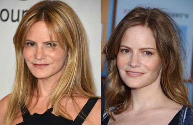 Jennifer Jason Leigh before and after plastic surgery