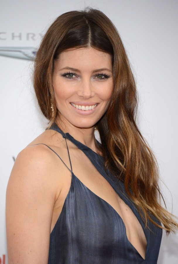 Jessica Biel after breast augmentation (1)