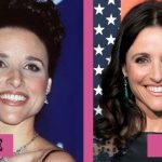 Julia Louis-Dreyfus before and after plastic surgery (26)