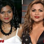 Mindy Kaling before and after plastic surgery