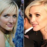 Ashlee Simpson before and after plastic surgery 12