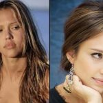 Jessica Alba before and after plastic surgery 45