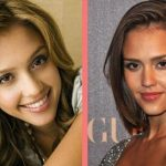 Jessica Alba before and after plastic surgery 55