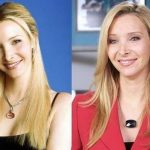 Lisa Kudrow before and after plastic surgery 1