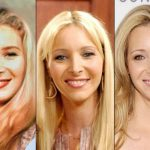 Lisa Kudrow before and after plastic surgery 9