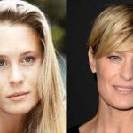 Robin Wright then and now 28
