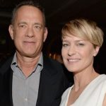 Robin Wright plastic surgery with Tom Hanks 29