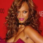 Tyra Banks plastic surgery after breast augmentation 15