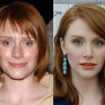 Bryce Dallas Howard before and after plastic surgery 15