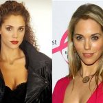 Elizabeth Berkley before and after plastic surgery 16