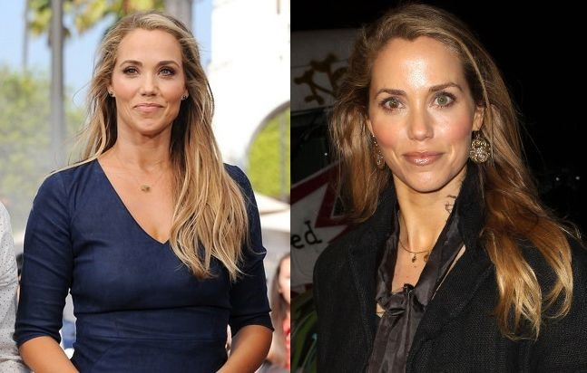 Elizabeth Berkley before and after plastic surgery