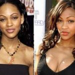 Meagan Good before and after plastic surgery 8