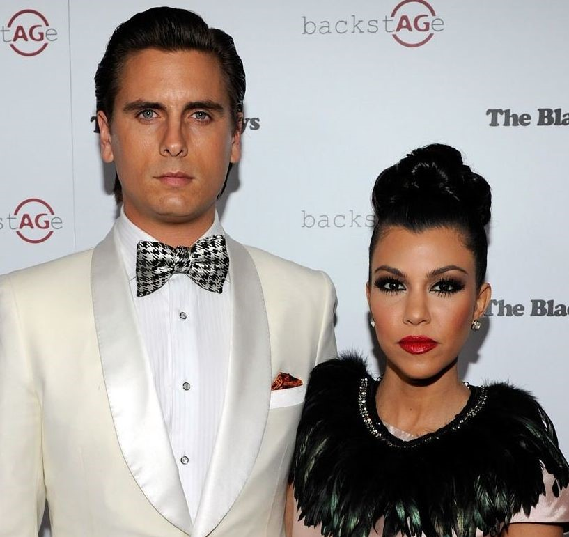 Scott Disick plastic surgery witk Kourtney Kardashian