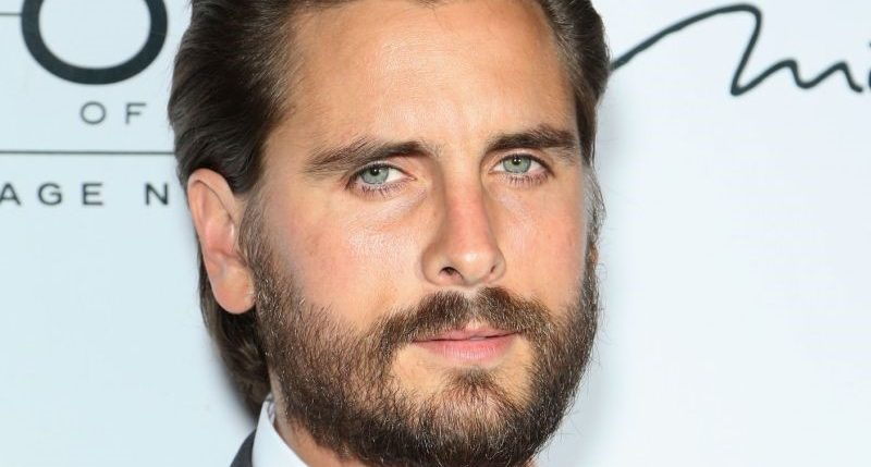 Scott Disick plastic surgery