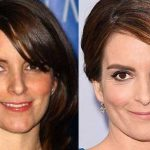 Tina Fey before and after plastic surgery 39