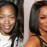 Angela Bassett before and after plastic surgery (13)