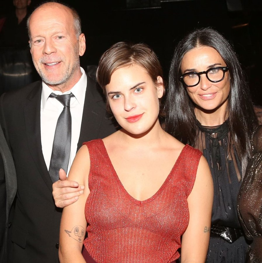 Bruce Willis plastic surgery (6) with Rumer Willis and Demi Moore