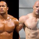 Dwayne Johnson before and after plastic surgery (14)