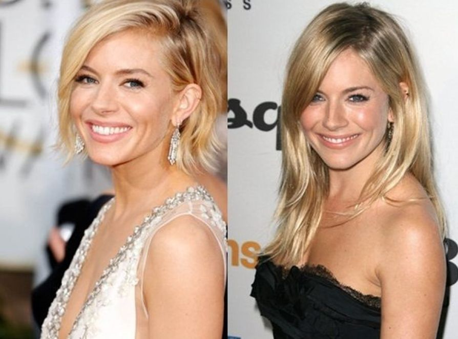 Sienna Miller before and after plastic surgery