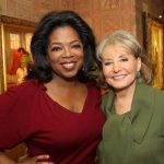 Barbara Walters plastic surgery (34) with Oprah Winfrey