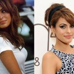 Eva Mendes before and after plastic surgery (4)