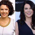 Lauren Graham before and after plastic surgery (3)