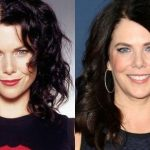 Lauren Graham before and after plastic surgery (39)