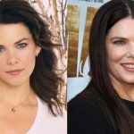 Lauren Graham before and after plastic surgery (40)