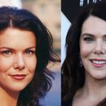 Lauren Graham before and after plastic surgery (5)