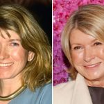 Martha Stewart before and after plastic surgery (15)