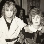 Sharon Osbourne plastic surgery (17) with Ozzy