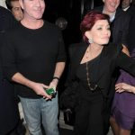 Sharon Osbourne plastic surgery (35)) with Simon Cowell