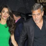 Amal Clooney plastic surgery (31) with George Clooney