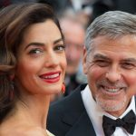 Amal Clooney plastic surgery with George Clooney (01)