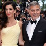Amal Clooney plastic surgery with George Clooney