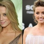 Amber Heard before and after plastic surgery (35)